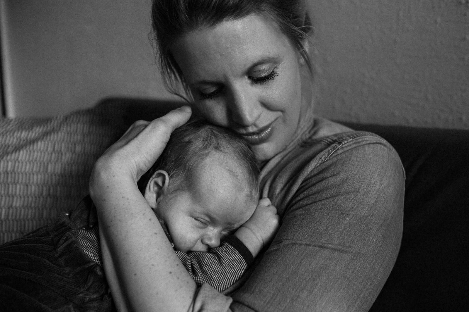 Familienfotos aus unseren Newborn Fotoshooting