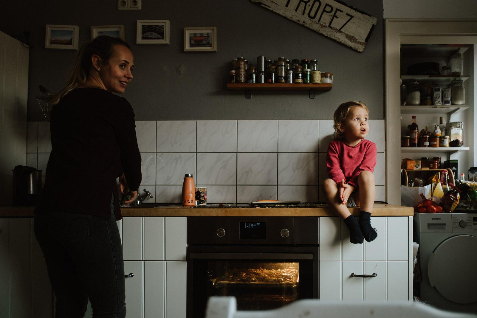Roar Familienshooting in Köln und Düsseldorf | ungestellte Familienfotos