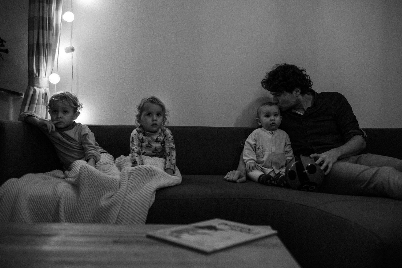 ungestelltes Familienshooting von ROAR in Düsseldorf und Köln